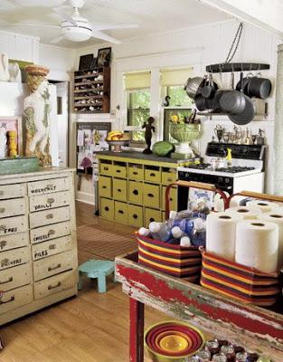Kitchen-Storage-Drawers-Green-HTOURS0706-de1