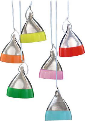 Hanging-Lamp-Tse-Tse-Petite-Cornette-Suspension-Aluminuim-Bicolore