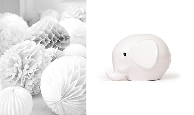 białe-dekoracje