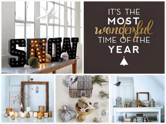 Dekoracje bożonarodzeniowe, kartka z życzeniami