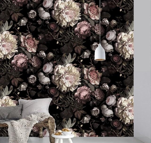 Ellie-Cashman-tapeta-w-kwiaty