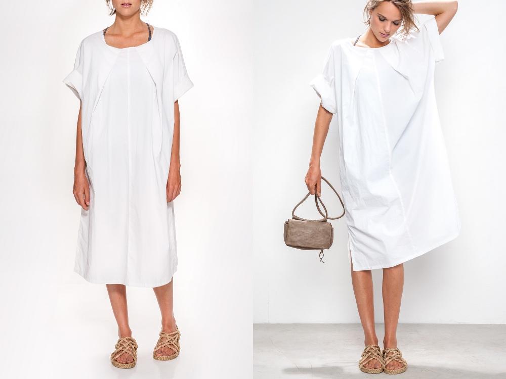 humanoid sukienka