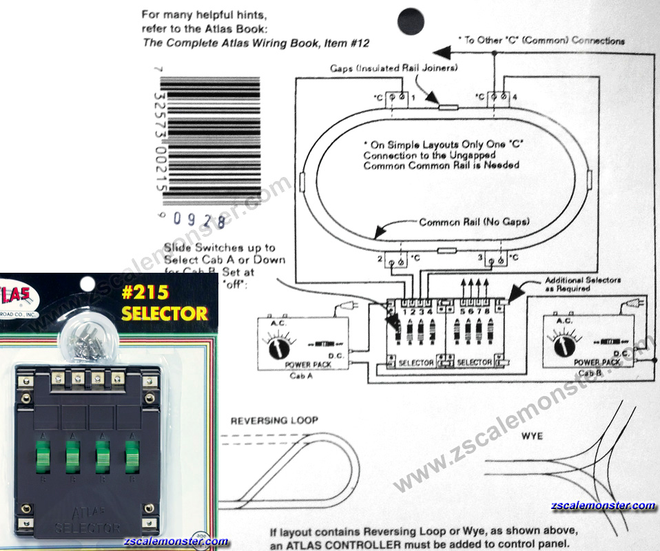 Dc Wiring For Ho Track Wiring Diagram