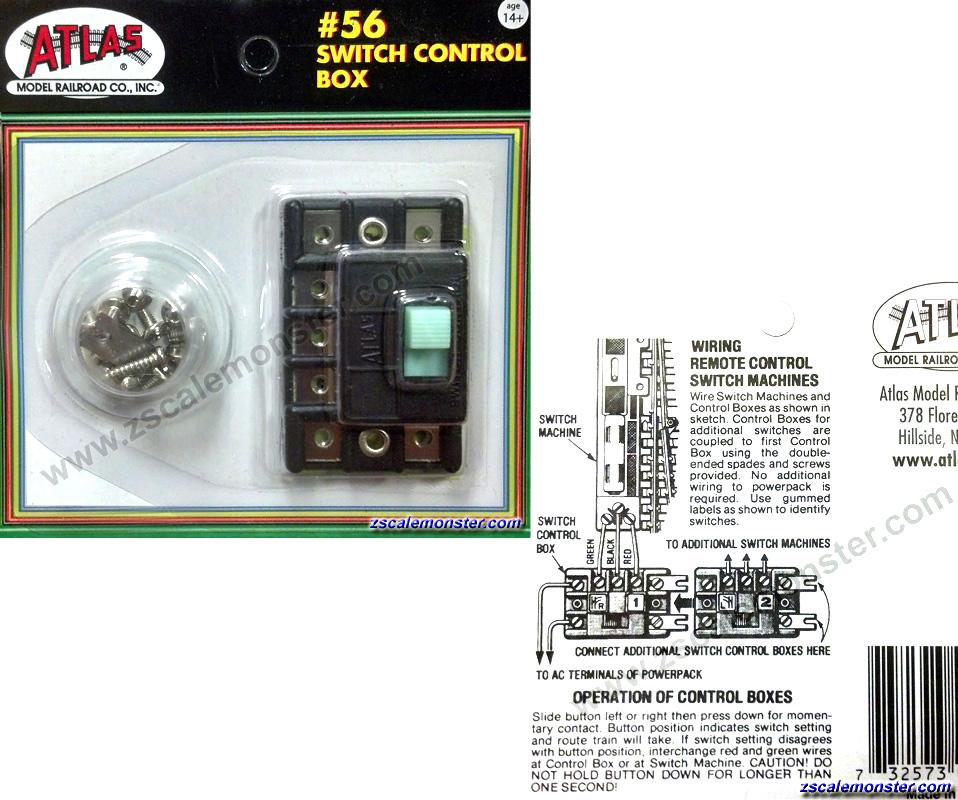 Atlas Switch Wiring Diagram - Wiring Diagram Write