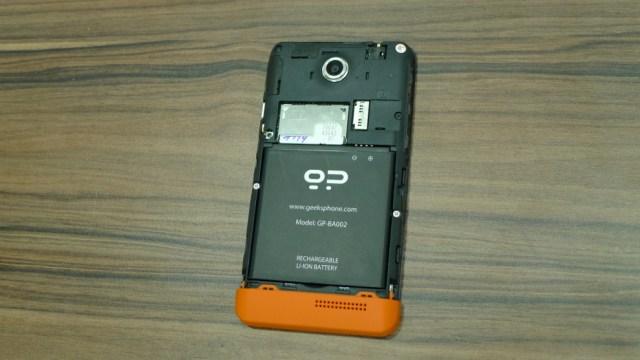 geeksphone keon - 6