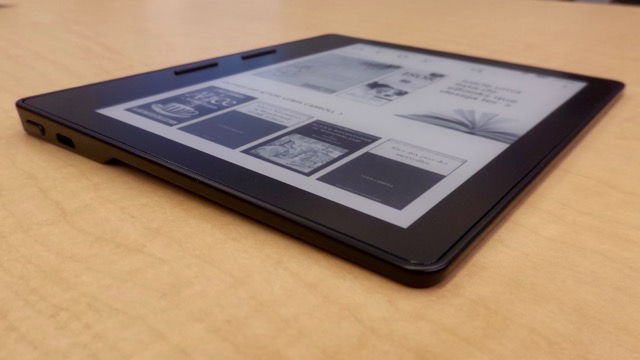 amazon kindle oasis destaque  - 1