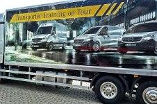 Mercedes-Training
