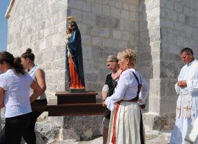 Proslavljen blagdan Gospe od Sniga