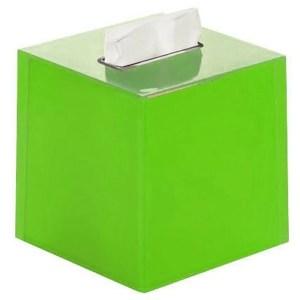 Absorbing Bath Rainbow Tall Tissue Box Cover Green Ra02 04 Kleenex Box Covers To Sew Fabric Kleenex Box Covers
