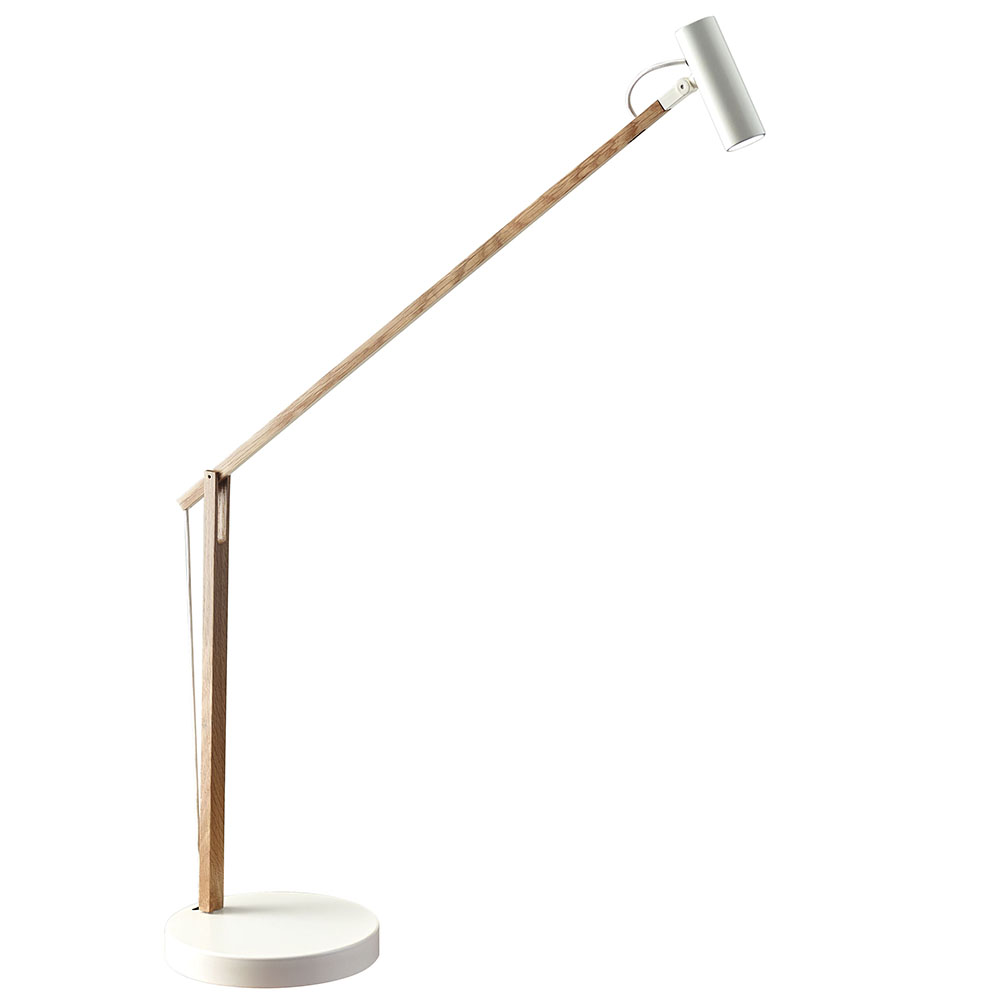 Lovely Crane Aluminum Led Desk Lamp Wood Desk Lamp Au Desk Lamps Australia houzz-02 Modern Desk Lamp