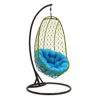 Comfortable Egg-shaped Rattan Outdoor Euro Swing Chair ...