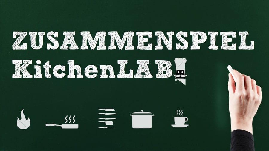Teamevent Kochen: Kochkurse zur Teambildung & -entwicklung im KitchenLAB