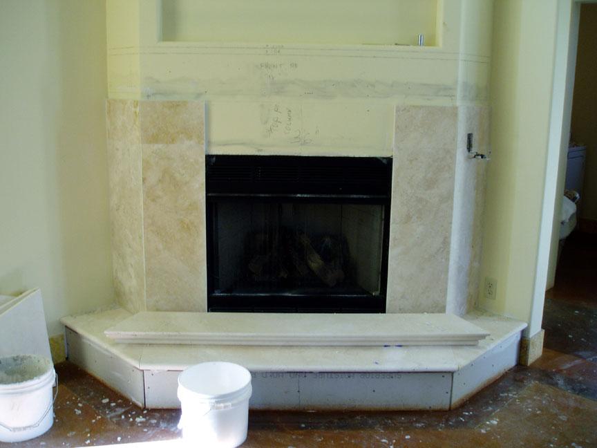 Installing A Marble Travertine Granite Or Slate