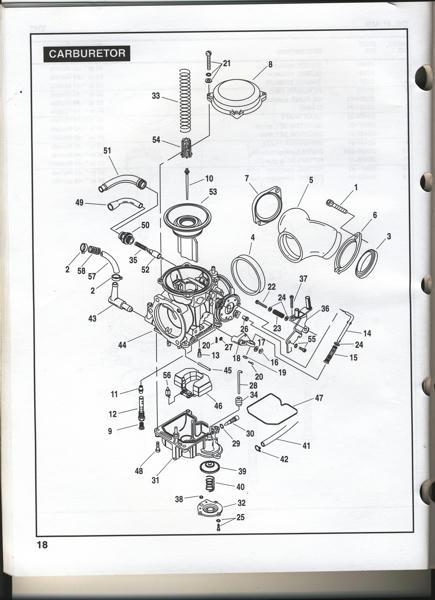 ez go del Schaltplan starter motor