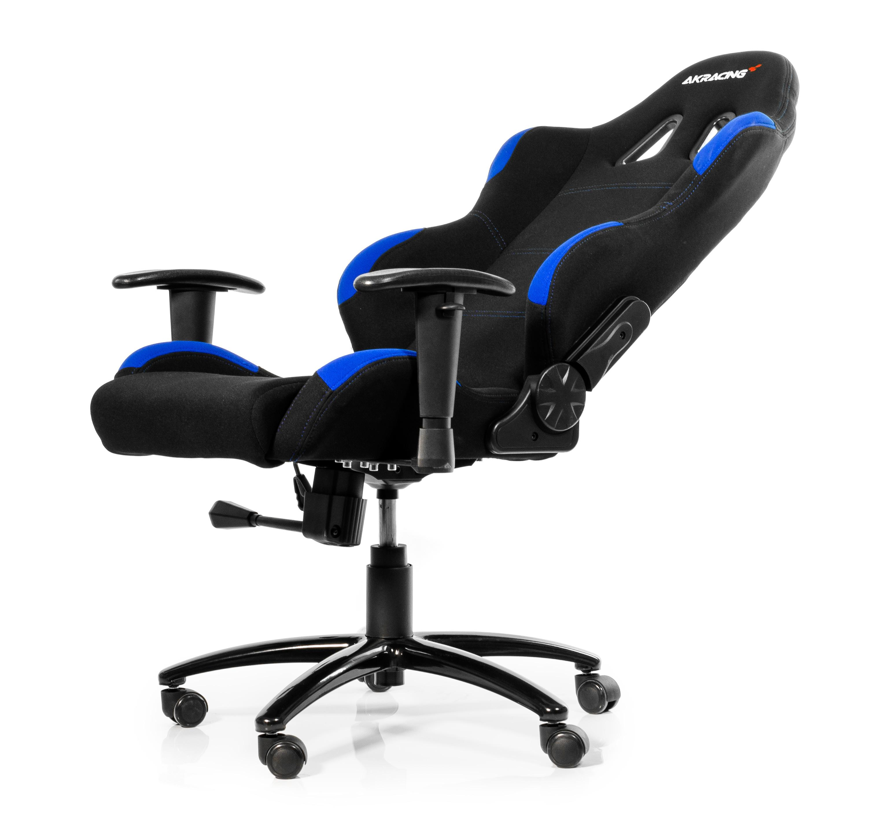 Fauteille Gamer Akracing Stoel Gaming Chair Black Blue