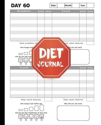 9781541049772 Diet Journal Food Journal - 75x925 Complete Diet