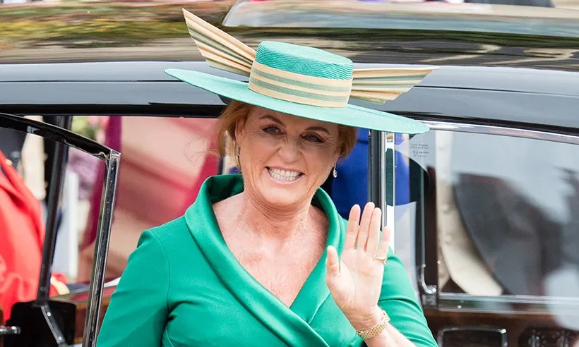 Sarah Ferguson Finally Opens Up About Her Harry Potter