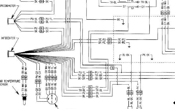 95 seadoo wire diagram