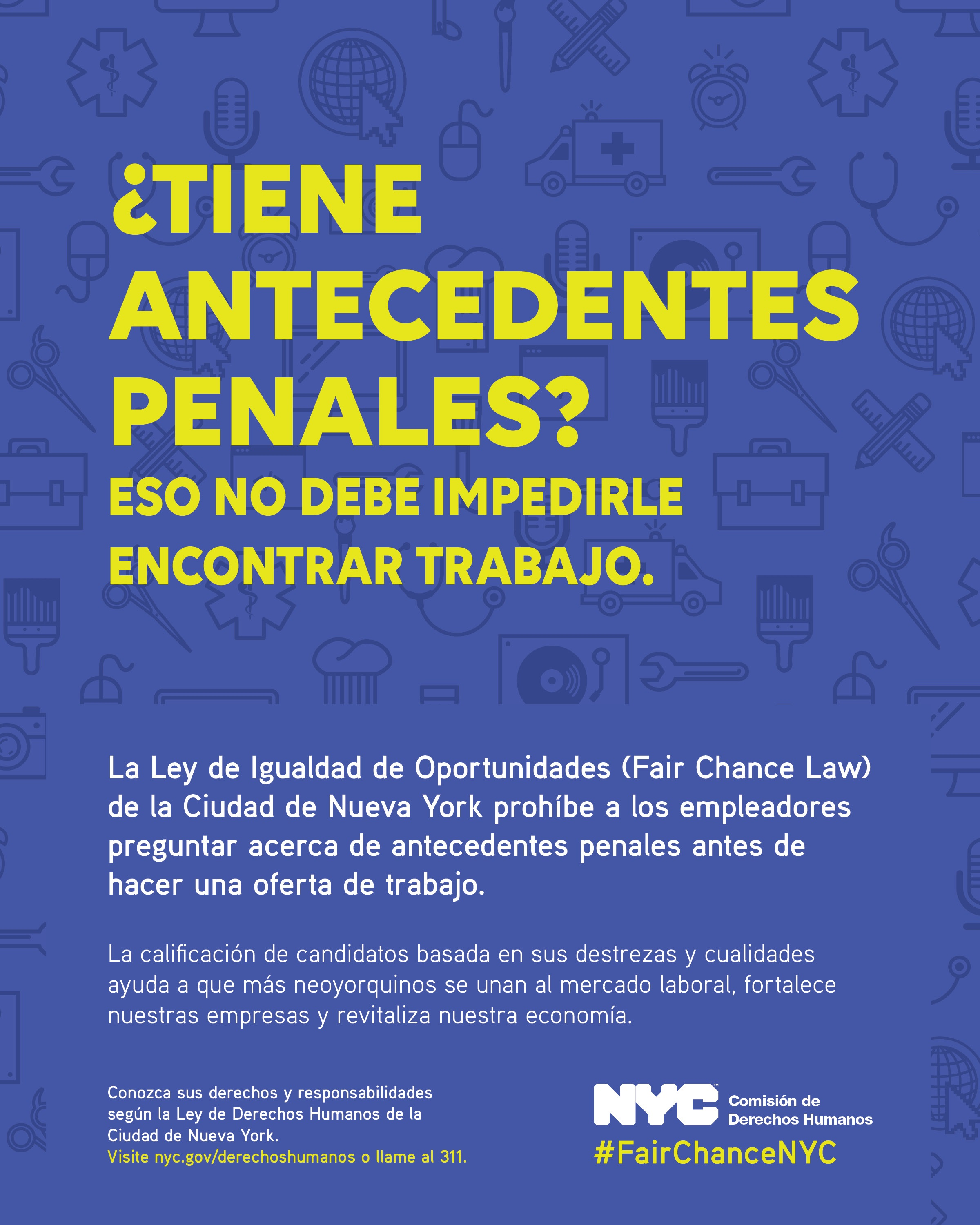 Poster In Spanish Publications Cchr
