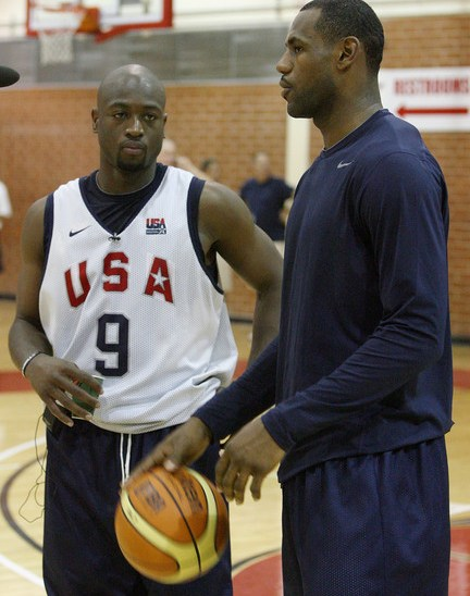 Will Donnie Walshs big gamble land LeBron or D-Wade this summer?