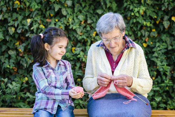 Volunteer at a retirement home - Awesome Things to do with Your Kids