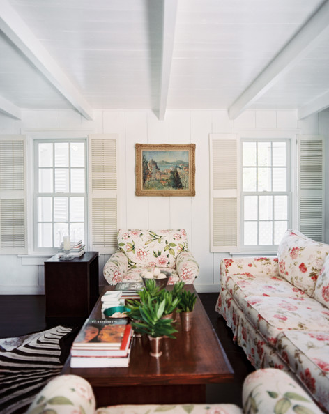 Floral Couch Photos, Design, Ideas, Remodel, and Decor
