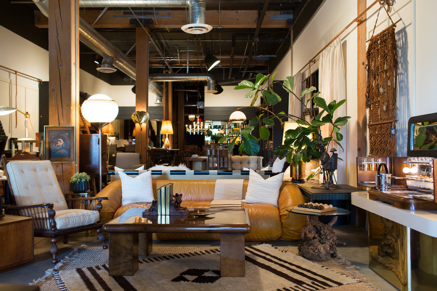 Western Stil Wohnzimmer Industrial Style Photos Design Ideas Remodel And Decor