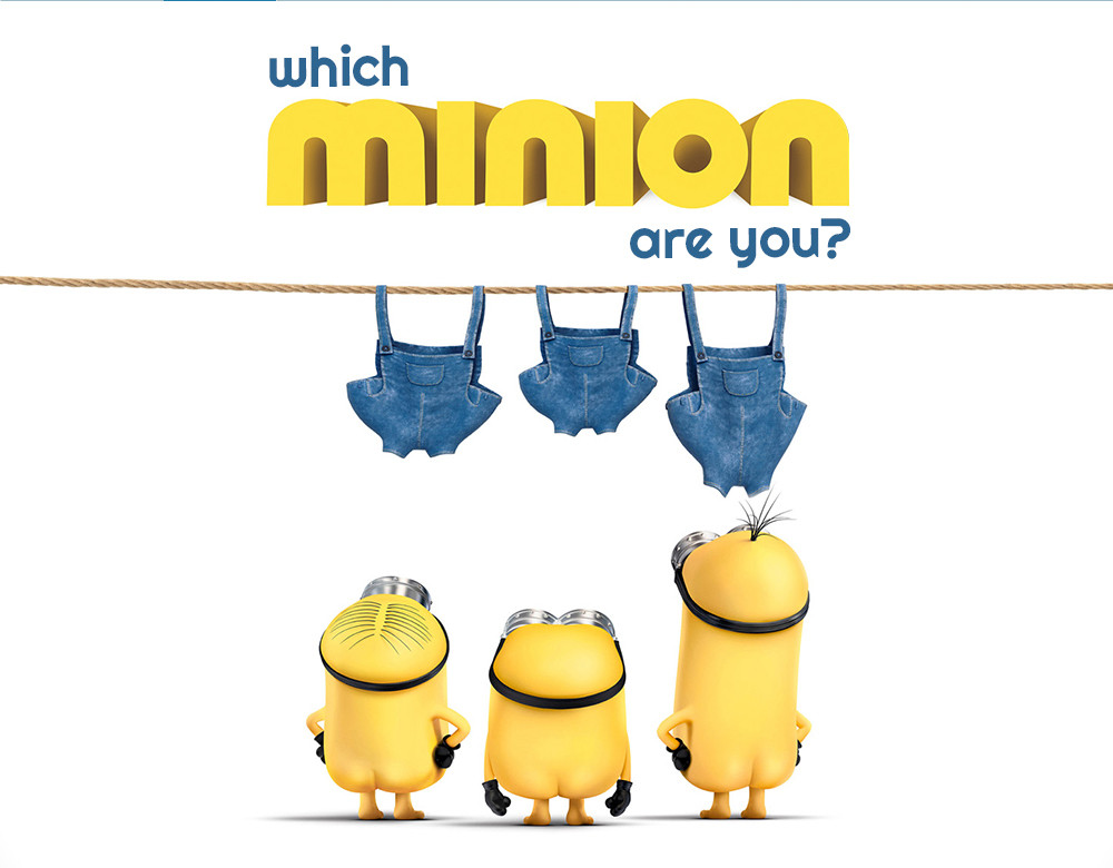 Playing In The Fall Wallpaper Which Minion Are You Quiz Zimbio