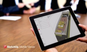 Trimble SketchUp Mobile Viewer v2