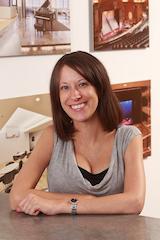 Aline Halle, AECCafe Kindlefire winner