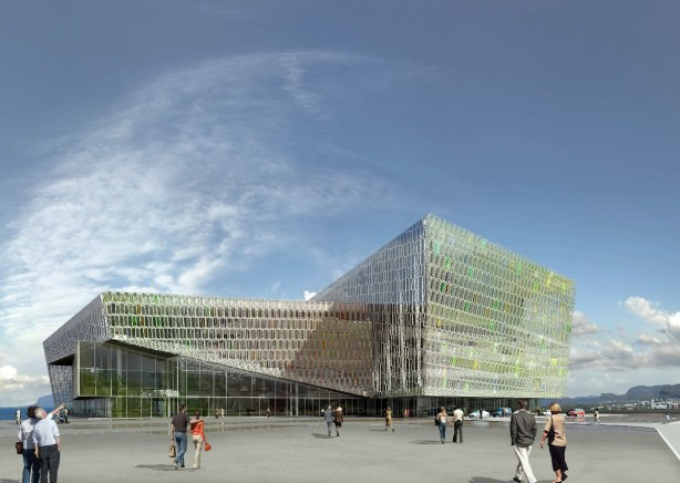 Harpa Concert Hall External View 1
