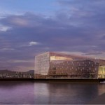 Harpa Concert Hall External View 2