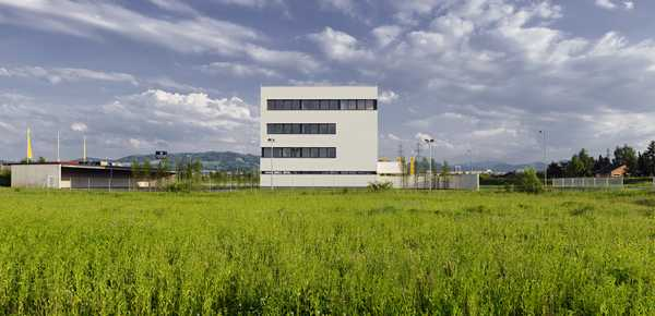 Alpine Office Building - East View