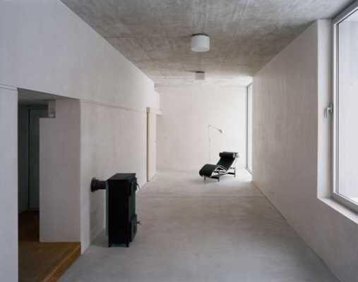 The Mountain House - inside