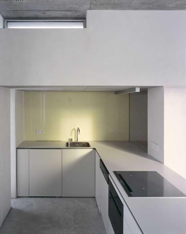 The Mountain House Kitchen