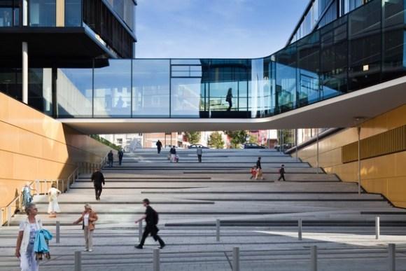 Aachenmünchener Headquarters Stairs 2