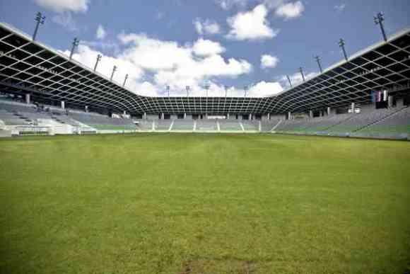 Stadium Interior 4