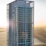 Urban high-rise