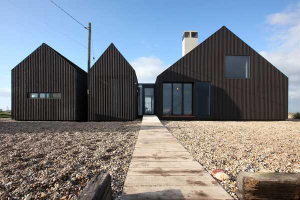 The Shingle House - Exterior