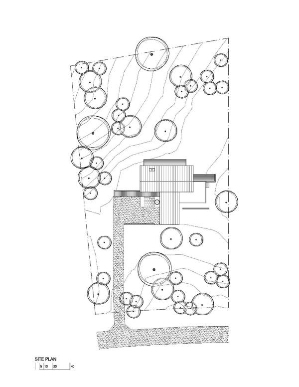 Harkavy Residence Site Plan