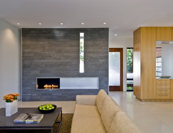 Living Area and Entry Hall Beyond ©Maxwell MacKenzie