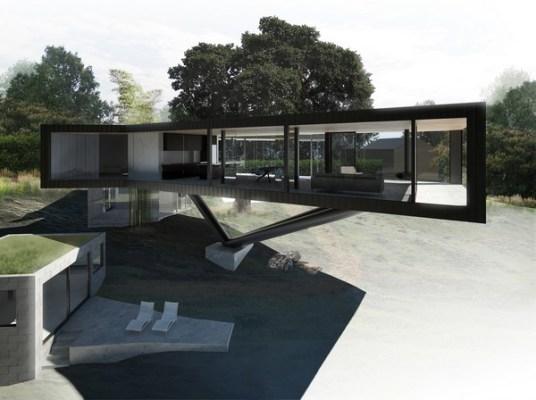 Napa River House