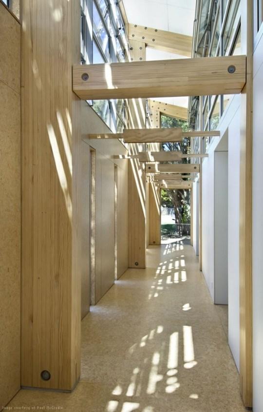 MAF Building interior