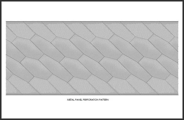 Tall Panel Pattern