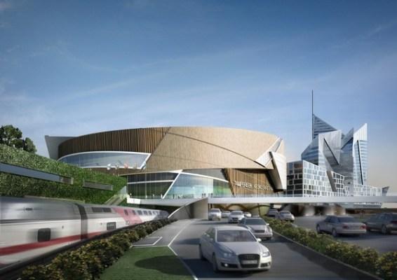 Tampere arena