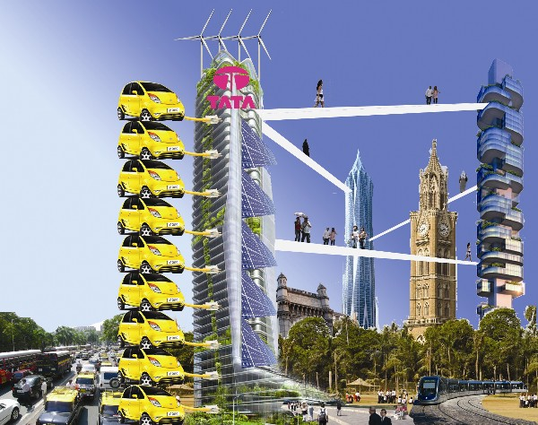 Tata Tower Concept Image