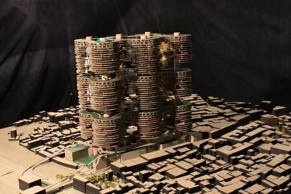 Tata Tower Model 2