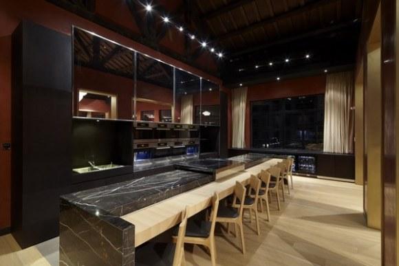 VIP open kitchen