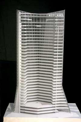 CMA CGM TOWER Model 2 - (c) Paul King