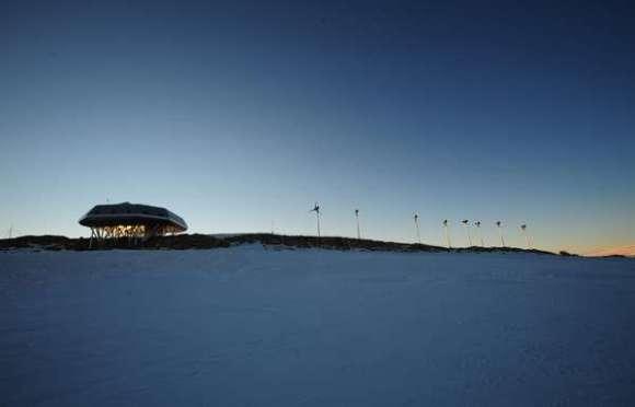 Images Courtesy International polar Foundation